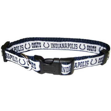 Indianapolis Colts Dog Collar