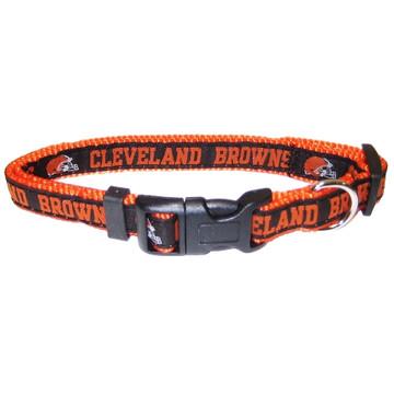 Cleveland Browns Dog Collar