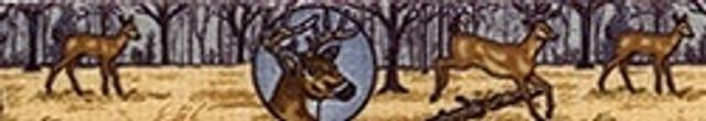 Deer Print Waist Walker