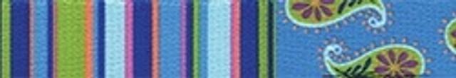 Blue Stripes Waist Walker
