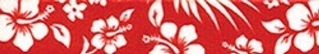 Aloha Red Waist Walker