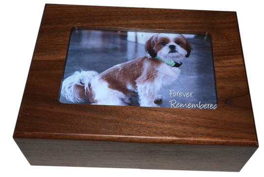 Picture Frame Box Pet Urn