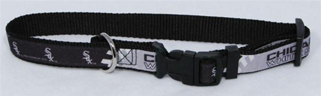 Chicago White Sox Premium Pet Collar