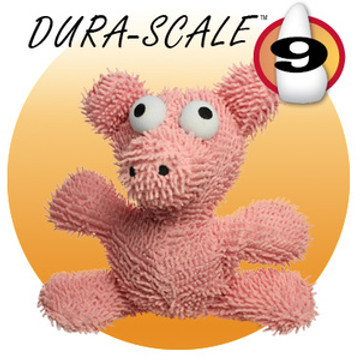 Pon Pig Mighty Micro Fiber Balls Dog Toy