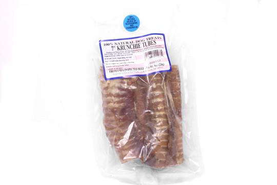 7 Inch Glucosamine Krunchie Tubes - Bulk 8oz bag