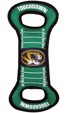 Missouri Football NCAA Field Tug Toy