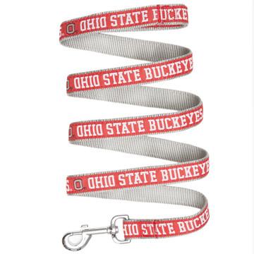 Ohio State Buckeyes Dog Leash