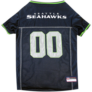 Seattle Seahawks PREMIUM NFL Football Pet Jersey