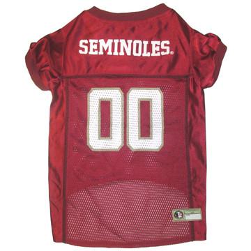 Florida State Football Dog Jersey