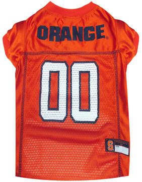 Syracuse Football Dog Jersey