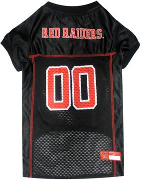 Texas Tech Football Dog Jersey