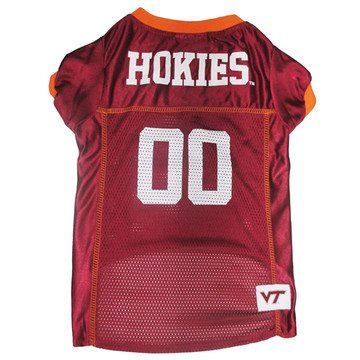 Virginia Tech Football Dog Jersey
