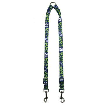 12th Dog Navy Blue Coupler Dog Leash