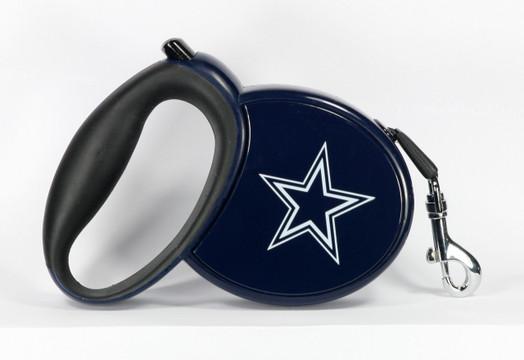 Dallas Cowboys Retractable Dog Leash
