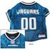 Jacksonville Jaguars NFL Football ULTRA Pet Jersey