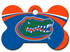 Florida Gators Engraved Pet ID Tag