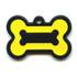 Hot Dog Pet ID Tag - Bone Shaped