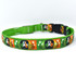 Light Up Hot Dog Safety Collar - Irish Theme
