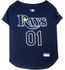 Tampa Bay Rays Pet JERSEY