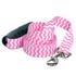 Chevron - Watermelon EZ-Grip Dog Leash