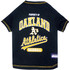 Oakland Athletics Tee Shirt For Dogs