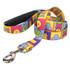 Pop Art Dogs EZ-Grip Dog Leash