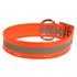 Orange REFLECTIVE 1.5In WIDE SunGlo All Weather Dog Collar