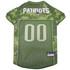 New England Patriots NFL Football Camo Pet Jersey