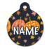 Pumpkin Party HD Pet ID Tag