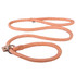 Braided Rope Checkerboard Slip Leash For Dogs
