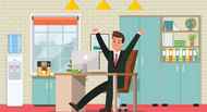 Staying Healthy At Work: An Actionable Guide (Infographic)