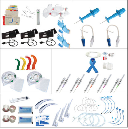 PediPro Resuscitation System - Replacement Components