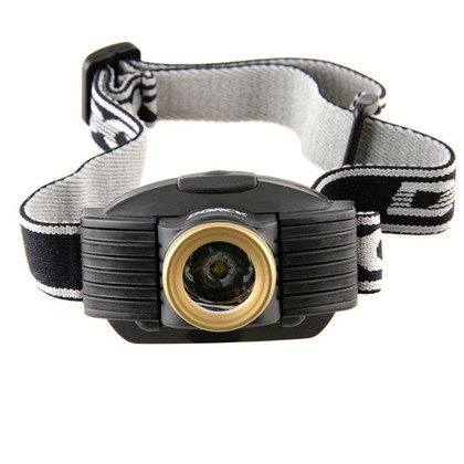 Dorcy LED Spotlight Headlamp - 214 Lumens