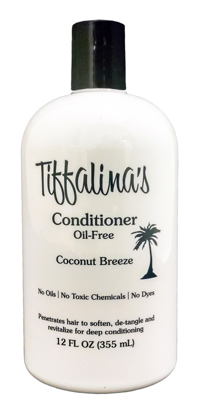 Oil Free Diet Safe Tiffalina's Conditioner (12 oz.)
