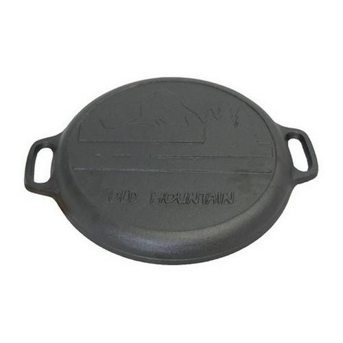 Old Mountain Cast Iron Pizza Pan