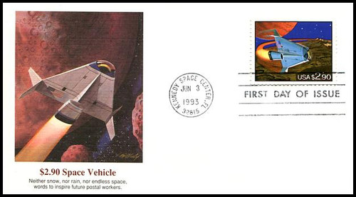 space shuttle challenger first day cover - photo #41