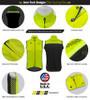 Aero Tech Designs Elite Cycling Gilet Vest - High Visibility