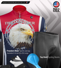 Aero Tech Sprint Jersey - Freedom Rider Bike Jersey - Made in USA
