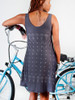 Volt Designer Fitness and Biking Dress -  NIM no.103