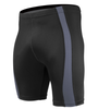 Men's Compression Classic 2.0 Charcoal Front