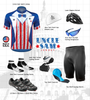 Aero Tech Uncle Sam Cycling Kit Graphic
