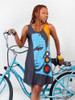 Volt Designer Fitness and Cycling Dress - BLUFF no.76