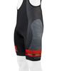 Men's Premiere Bib Shorts Advanced Carbon Side Panel Detail
