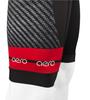 Men's Premiere Bib Shorts Advanced Carbon Bottom Side Panel Detail