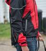 Aero Tech TALL Men's Windproof and Waterproof Cycling Jacket - Rain Gear
