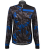 Aero Tech Women's Mosaic Empress Long Sleeve in Royal Blue Front