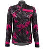 Aero Tech Women's Mosaic Empress Long Sleeve in Pink Front