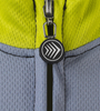 Sprint Cycling Jersey El Grande Zipper Detail