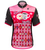 Aero Tech Women's Empress Jersey - Better Together - Pink - Tandem Cycling Jersey