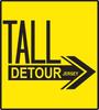 TALL Men's Aero Detour Sprint Jersey Graphic Panel